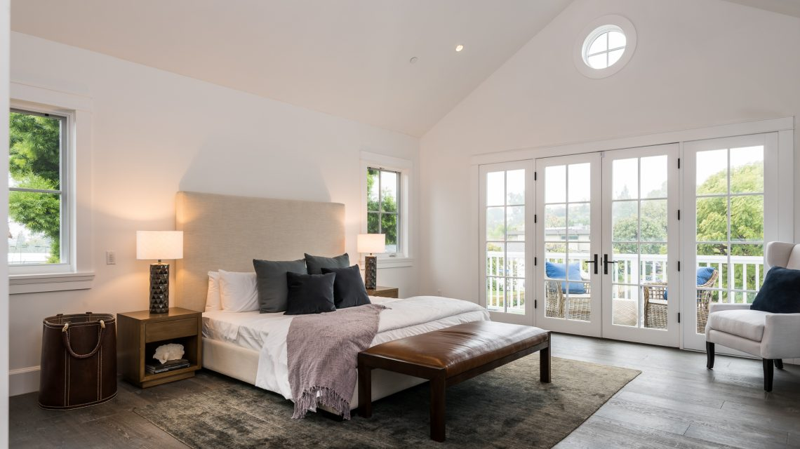 Santa Monica Snapshot: Dreamy Bedrooms