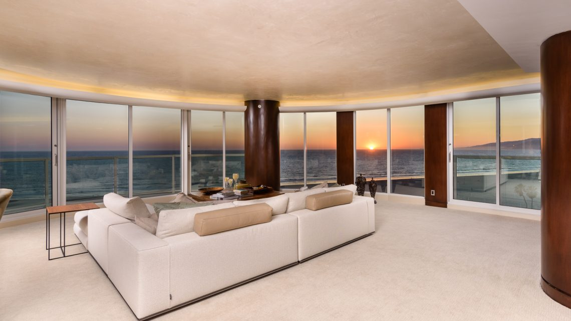 Rare Ocean View Condo Available In The Historic Santa Monica Lind Building