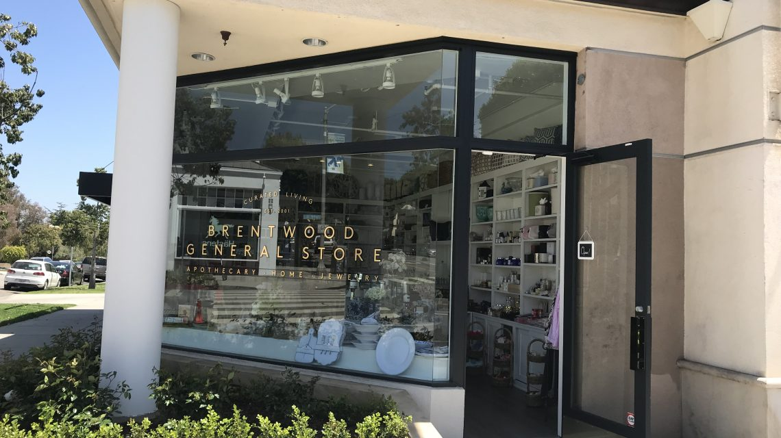 Brentwood General Store Returns To Santa Monica